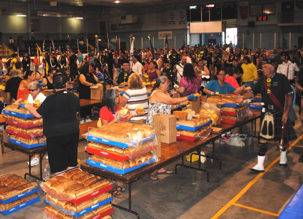 116th Annual Bread and Cheese Day in Six Nations of the Grand River Territory
