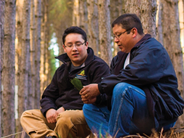 Learning from Elder, Culture