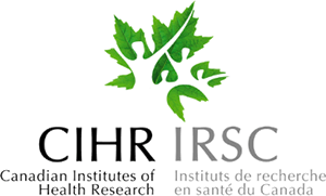 Logo for The Canadian Institute of Health Research